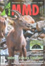 Ražotāja Mauser piedāvātie jaunumi šajā gadā žurnālā MMD!